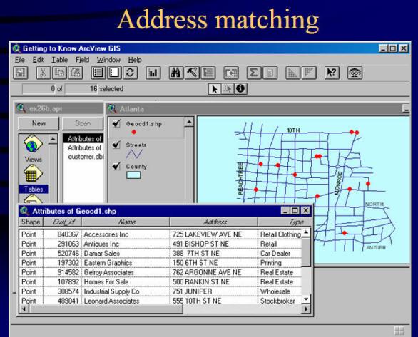 algorithm - How to represent street address ranges for