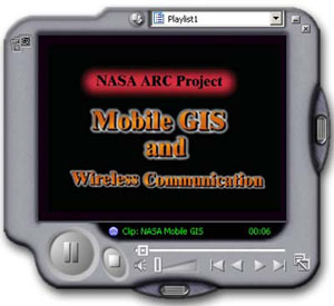 Mobile GIS movie